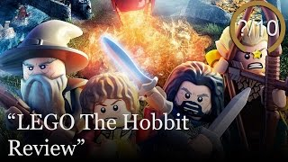 LEGO The Hobbit Review (Video Game Video Review)