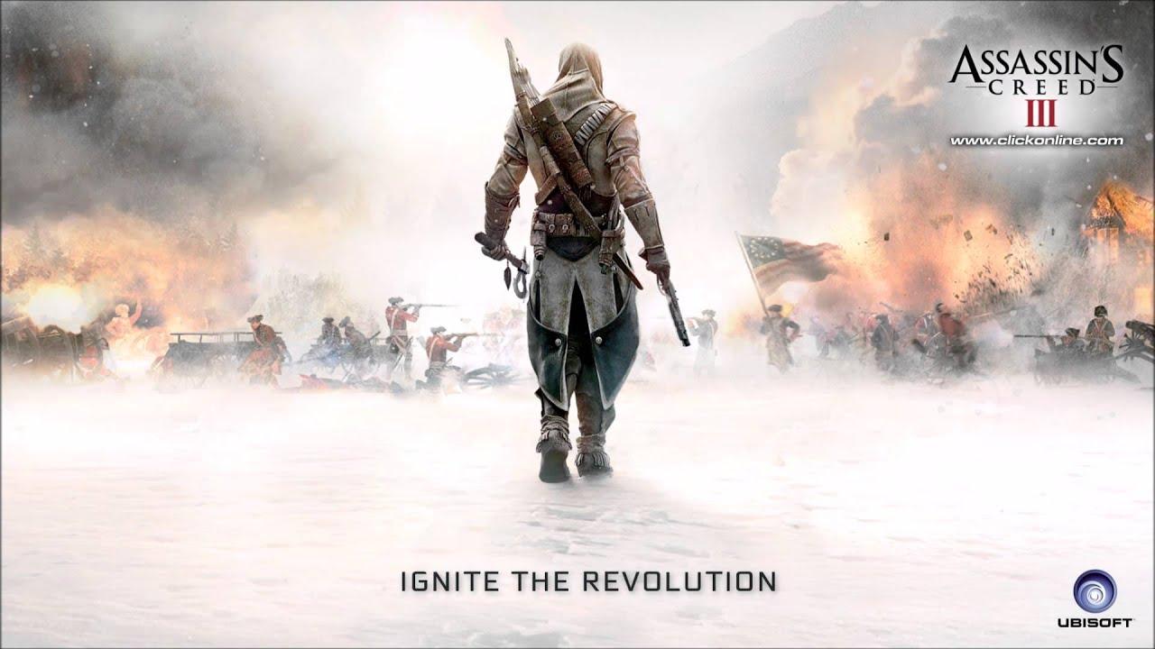 Assassins Creed 3 Soundtrack