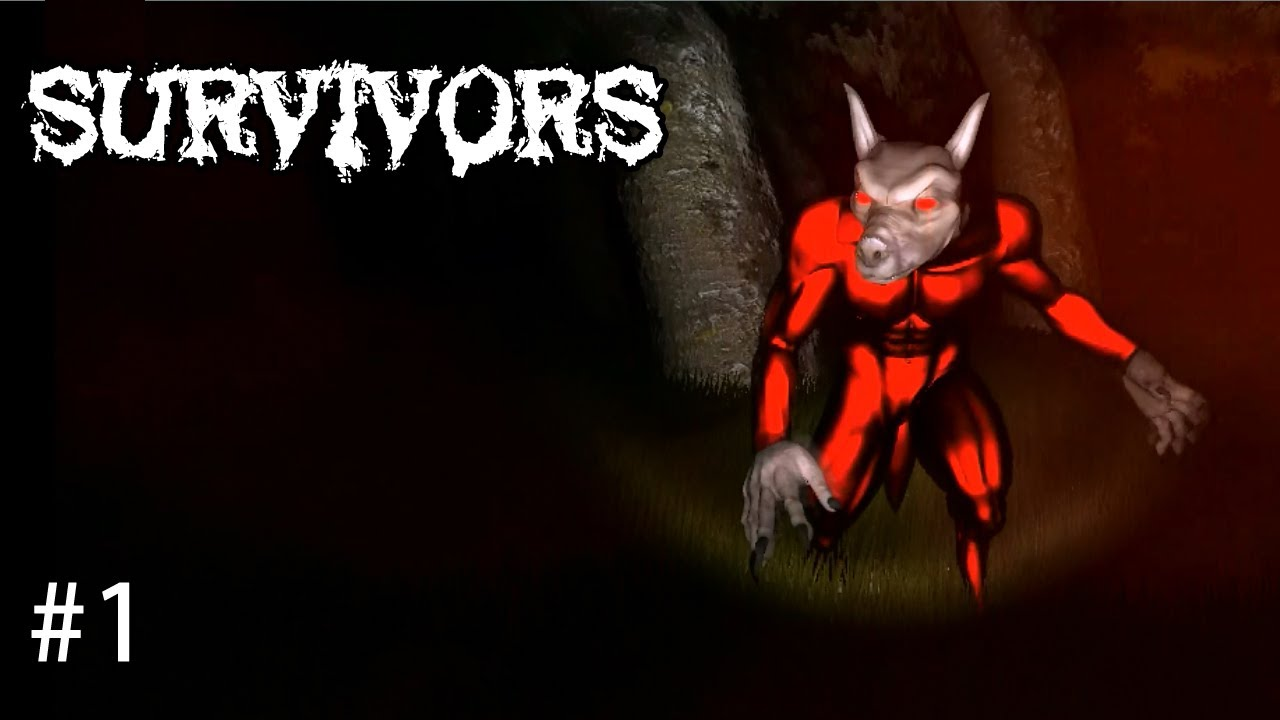 RUSSIAN SLENDER GAME! Survivors Co-op Multiplayer Game (With Download Link)