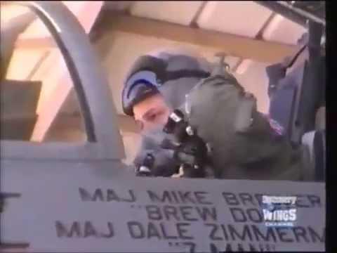 The Dangerous Job of a Test Pilot   Documentary