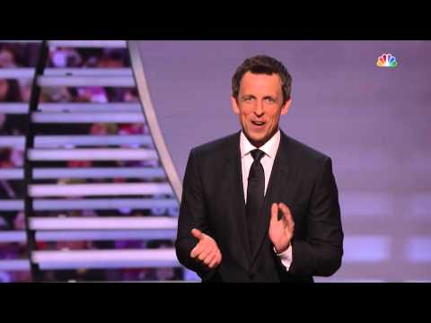 Seth Meyers' opening monologue at 2015 'NFL Honors'
