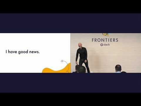 Frontiers by Slack 2017 -  How to Scale Your Infrastructure (And Your People)