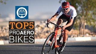 Top 5 - Pro Aero Road Bikes
