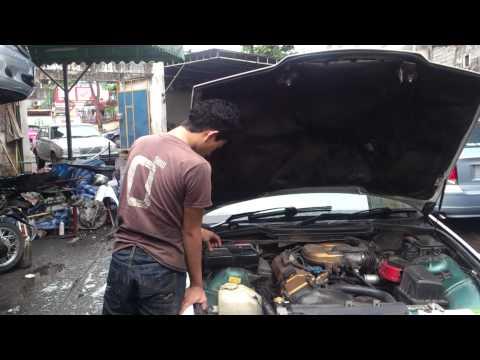 ซ่อมเกียร์ออโต้ BMW 318i กีออโต้เซอร์วิส ซ่อมเกียร์ออโต้