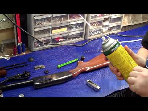 how to clean a remington 870 wingmaster