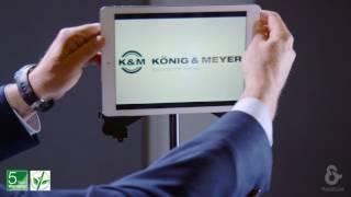 K&M Universal Tablet Holders