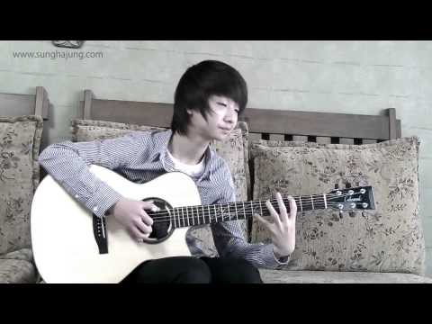 Sungha Jung) Always Be Here   Sungha Jung Acoustic Tabs Guitar Pro 6