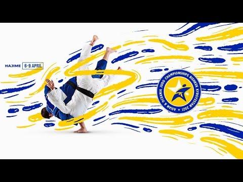 "Day-1(Final block)_""Asia & Oceania Judo Championships 2021"""