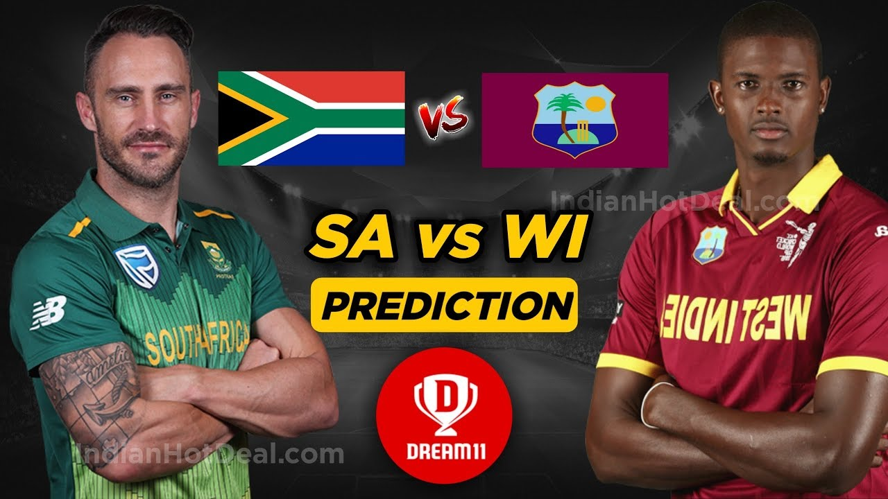 Aaj Ka Match Kaun Jitega L South Africa Vs West Indies Match Prediction World Cup 2019