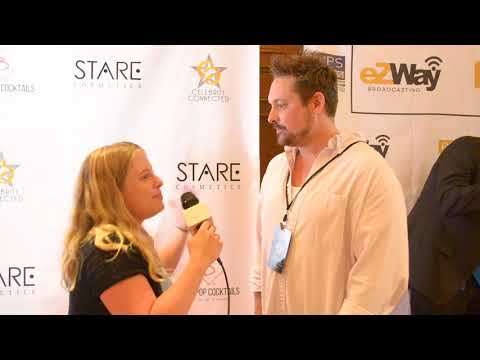 Boy Meets World's Will Friedle  at Celebrity Connected Emmy Gifting Suite