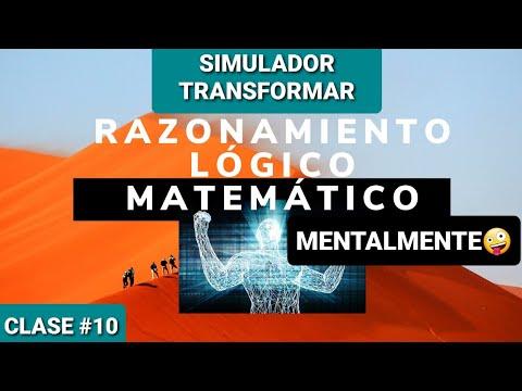Download Simulador Transformar 2021 Razonamiento Lógico matemático