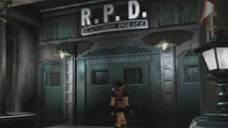 They Remade Resident Evil's Police Station In Umbrella Corp