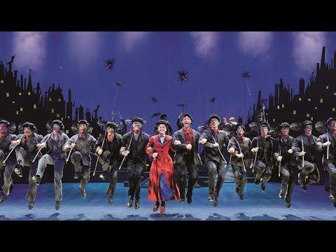 MARY POPPINS in Hamburg - Szenen aus dem Musical