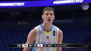 Show Pustovyi Eurobasket 2017