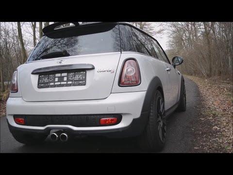 Mini Cooper S R56 1.6 Turbo Start Ups, Interior & Exterior Sound Exhaust