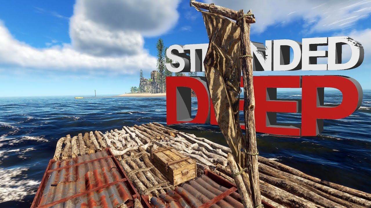 how to get to the raft building stranded deep