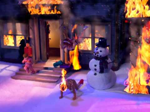 Robot Chicken - Preview - Robot Chicken's Half-Assed Christmas ...
