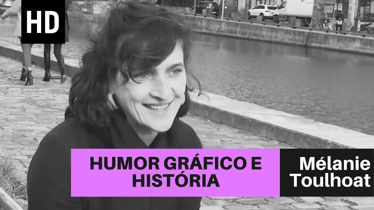 Humor gráfico e História | Mélanie Toulhoat