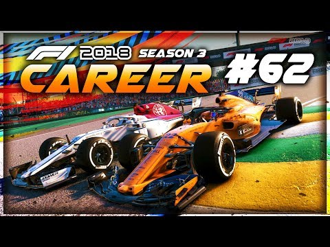 F1 2018 Career Mode Part 62: 20 PLACE GRID PENALTY! COMEBACK DRIVE!