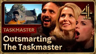 Taskmaster | Comedians Nail Impossible Challenges