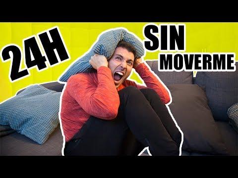 24 HORAS SIN MOVERME - ¡INSOPORTABLE!