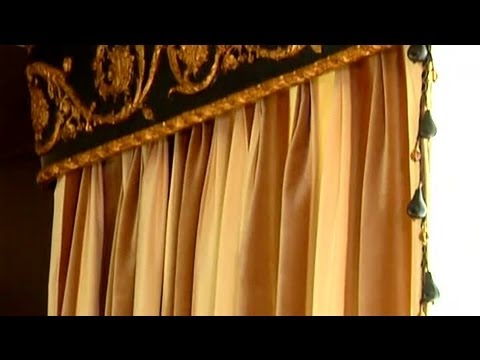 Curtain Solutions for Large Windows : Window Treatments & Decor