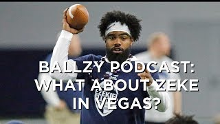 Ballzy Podcast: Zeke in Las Vegas