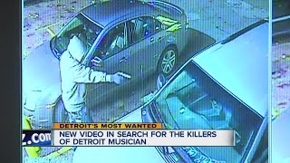 New video released in murder of musician