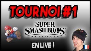 TOURNOI SUPER SMASH BROS ULTIMATE #1