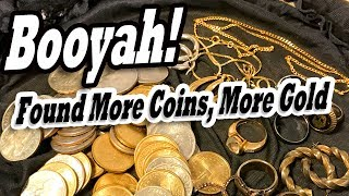 BOOYAH! We found MORE COINS & MORE GOLD in the locker bought at the abandoned storage auction