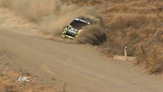 Cyprus Rally 2019 - Tomas Kurka Pushing Over The Limit On SS3