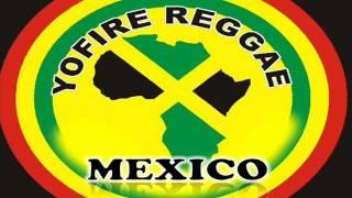 YOFIRE REGGAE MEXICO---DR.ALIMANTADO---UNITONE SKANK