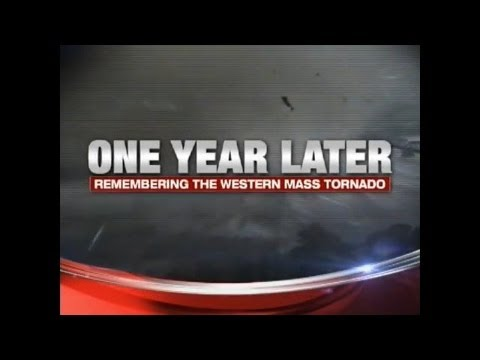 WSHM - One Year Later, Remembering the Western Mass Tornado