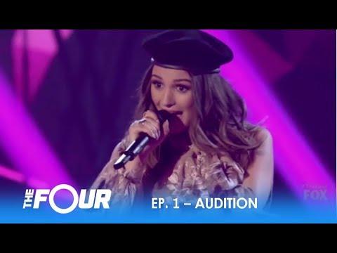 Christina Castle: SASSY Australian Star Hopes To Conquer America! | S2E1 | The Four