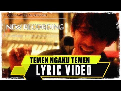 ANJAR OX'S - Temen Ngaku Temen [ New Recording ] ( Lyric Video )