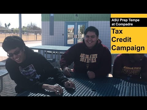 ASU Prep Tempe at Compadre Tax Credit Campaign