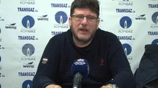 Cristian Pustai dupa Gaz Brasov 3-1 | novatv.ro