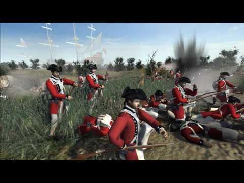 Men of War Cinematic - Bunker Hill