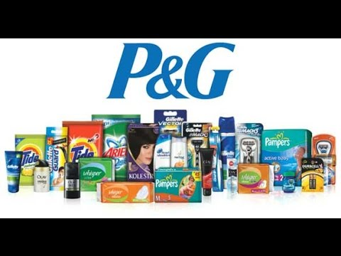 FMCG MARKET: PROCTER & GAMBLE TO SELL ALMOST 100 OF THEIR BRANDS
