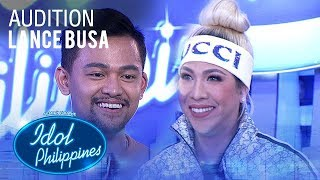 Lance Busa - What You Won't Do For Love | Idol Philippines 2019 Auditions