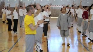 Seminario Shaolin - Maestro Shi De Yang en España 2013