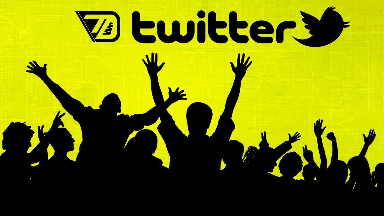 Twitter Mass Follow – Раскрутка твиттера для баунти + АВТОМАТИЗАЦИЯ