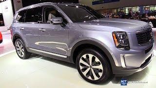 2020 KIA Telluride - Exterior and Interior Walkaround - 2019 Detroit Auto Show
