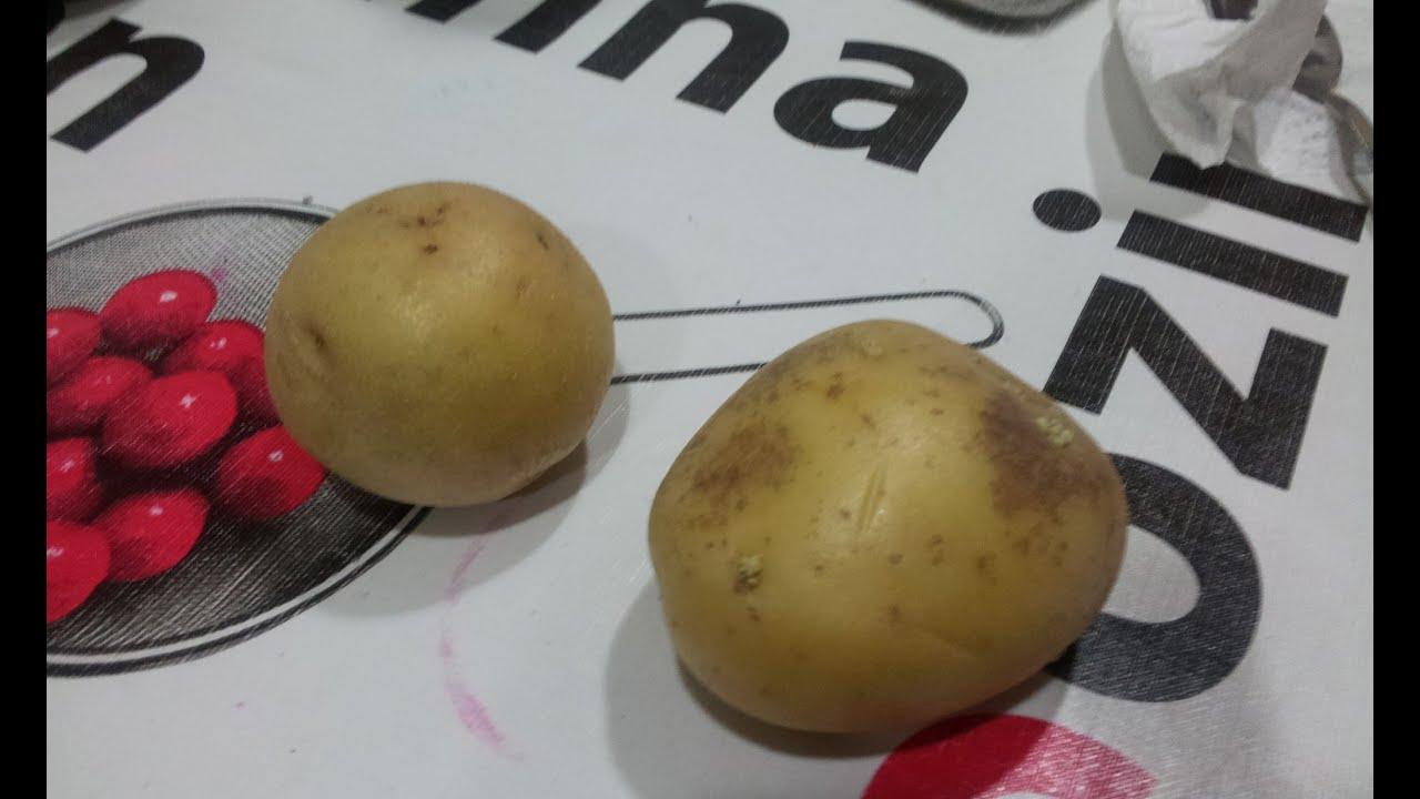 Cocer patatas enteras en olla gm youtube - Tiempo de cocer patatas ...