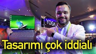 Tasarımı çok iddialı | Lenovo Yoga S940