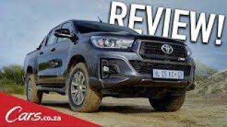 Toyota Hilux Dakar Review - Cars.co.za
