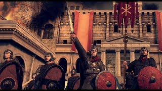 Total War: Attila - Western Roman Empire Livestream #2