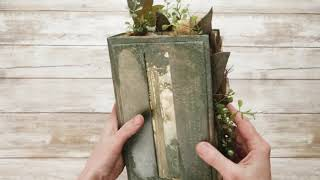 Forest Lore Junk Journal by Nik the Booksmith