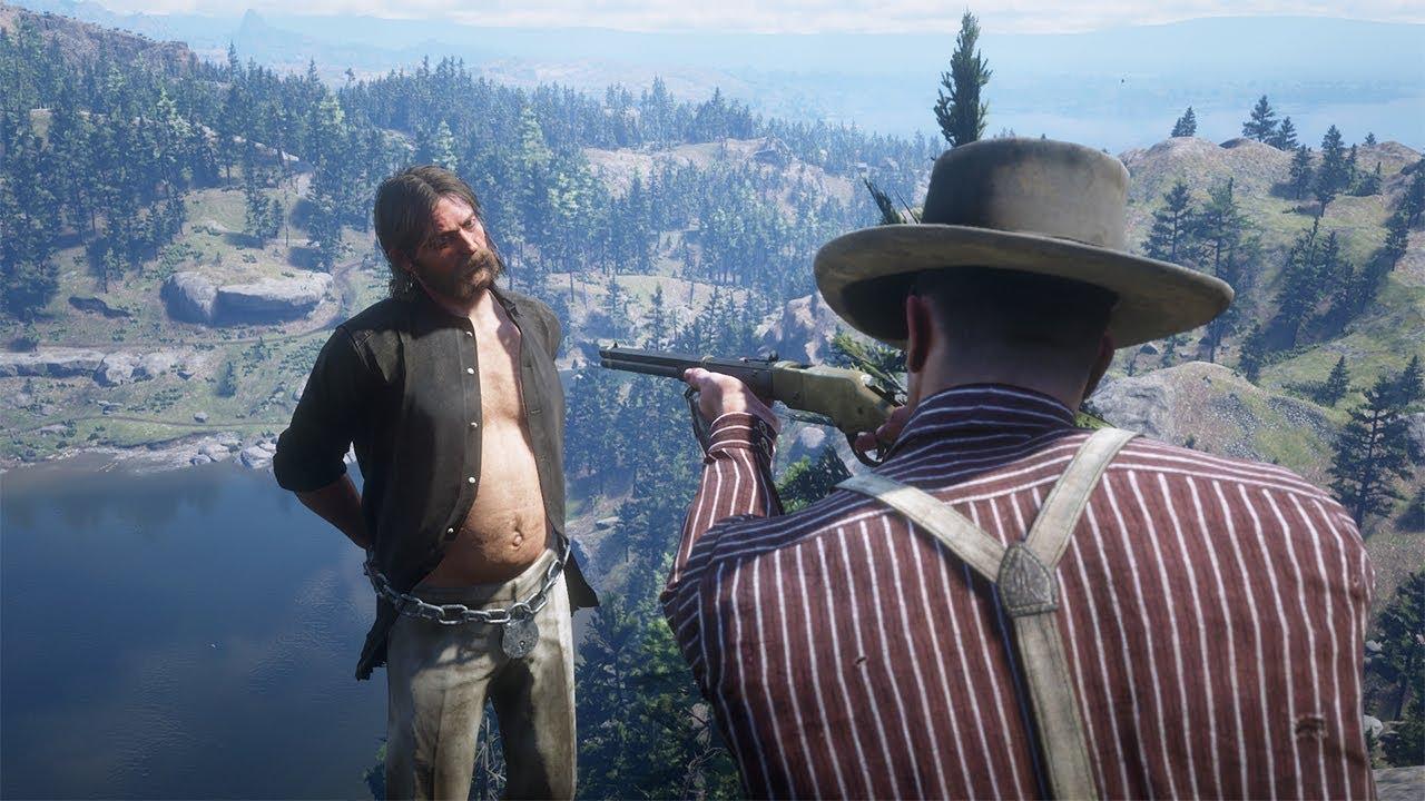 Red Dead Redemption 2 PC 60FPS - Funny & Brutal Moments Vol. 48 (Euphoria Ragdolls) thumbnail