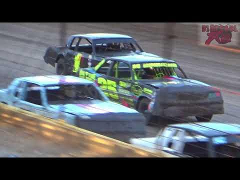 Mid America Clash 5 -Night Two- Salina Speedway 9-30-17 Hobbystock Heats